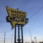This is what The Ranch House Cafe looks like. Great place to meet and eat.
