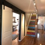 Entry way/hall way