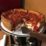 A Small Chicago Classic Deep Dish
