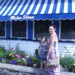 Maine Diner, 20 min ride, the best!!!