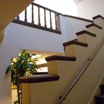 Attractive inner stairway