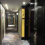 Foto de Yingshang Sanmao Hotel Guangzhou Taojin Subway Station