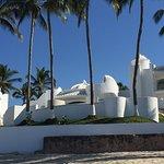 Some of the sights along Nuevo Vallarta Beach