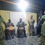 Garifuna drums and dancing.