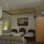 Family Room - good for 10 pax with breakfast @ 7,500.00/night