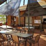 Beer Garden - Free wifi & drink specials!