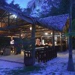 Taklobo Bar @ the Beach Area
