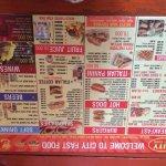 Snackbar City Fastfood