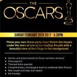 Level 9 Oscars Event