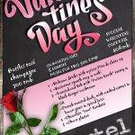 Enjoy your Valentine's Day at Krtel!!!