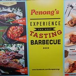 Foto de Penong's Barbeque Seafoods and Grill