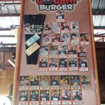 Wall of fame for the food champions