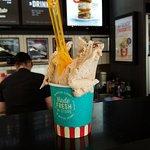 Hazelnut Ice-cream