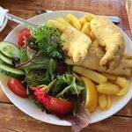 Fish & Chips (Murray River Mullet)