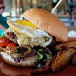 Phat Boy Burger Kasbah Special XXX