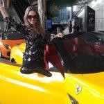 Ferrari California ride for her!