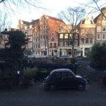 The best place I stayed in in Amsterdam :)