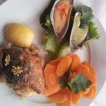 One of Annett's stunning dinners