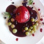 A lovely dessert