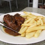 Wallaby Steak