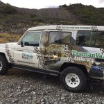 4WD rough ride and challenging hike