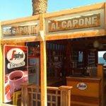 Al Capone Restaurant Foto
