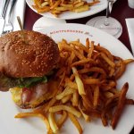 Burger à l'américaine