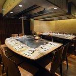 Teppanyaki Restaurant Sazanka - Table (241462289)