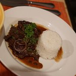 Verbana Restaurant - Discovery Suites - Bistik Tagalog - delicious!