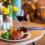 Sunday Roast - Served from midday until the meat is gone!