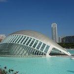 L´Hemisferic Ciudad de las Artes y de las Ciencias Valencia