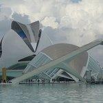 L´Hemisferic y Palacio de las Artes Ciudad de las Artes y de las Ciencia s