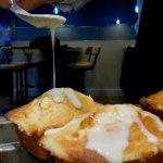 yummy fresh baked lemon pound cakes!
