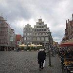 Luneburg main square