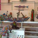 Some interesting Huichol art