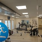 "Fitnessraum ""Mercurialis Gym"""