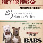 Our annual event to help out the furry guys