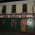 The facade of the Crane Bar