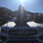 Loaner Mercedes Benz