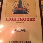 Nick's lighthouse