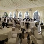 Host your wedding or event in our marquee