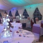 Hire our marquee, call us to book