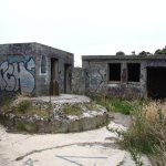 The WOII bunkers