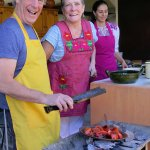 Cooking class with Karla organised by Casa Ollin