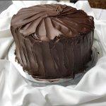 Housemade 3 layer chocolate cake
