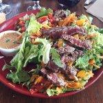 la Salade du Chef super bon