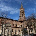 La Basílica por afuera.