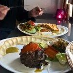Shawarma plate € 5,50