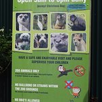 Zoo Opening Hours
