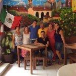 La familia colonial!!!